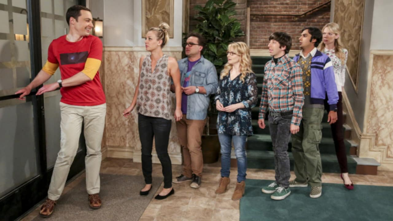 Big Bang Theory Season 13