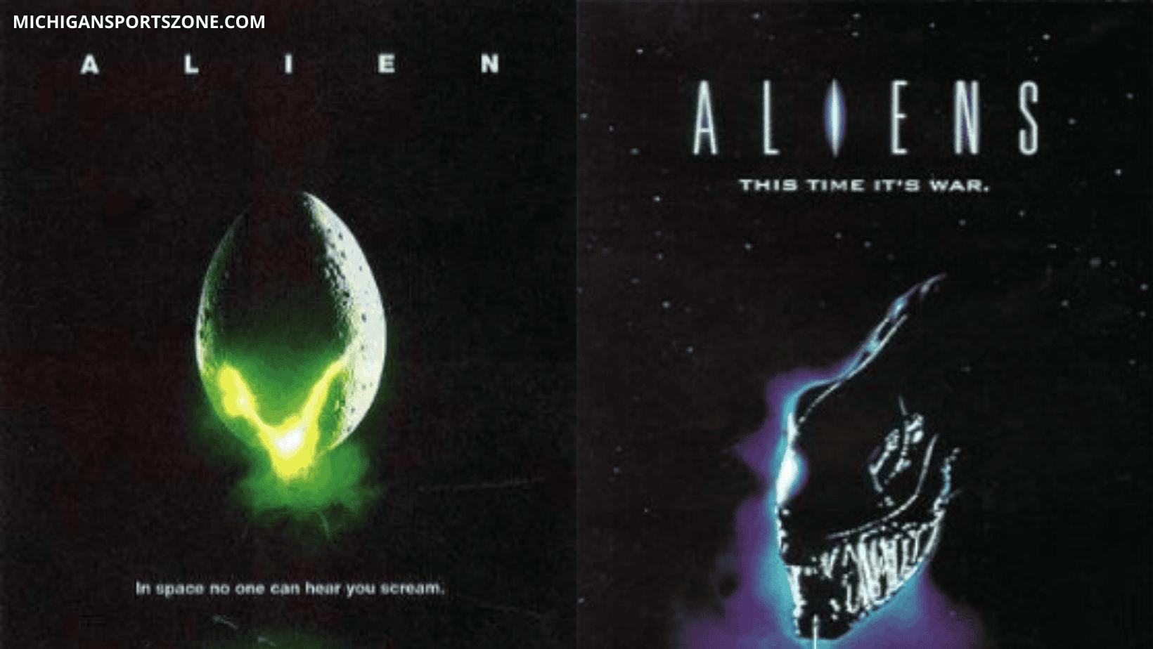 Alien vs. Aliens