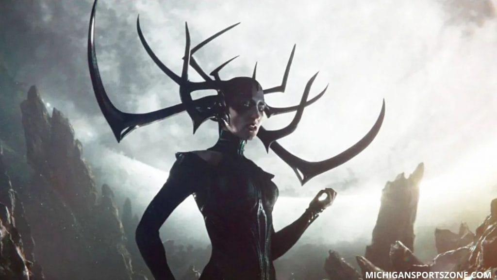Thor Ragnarok sister