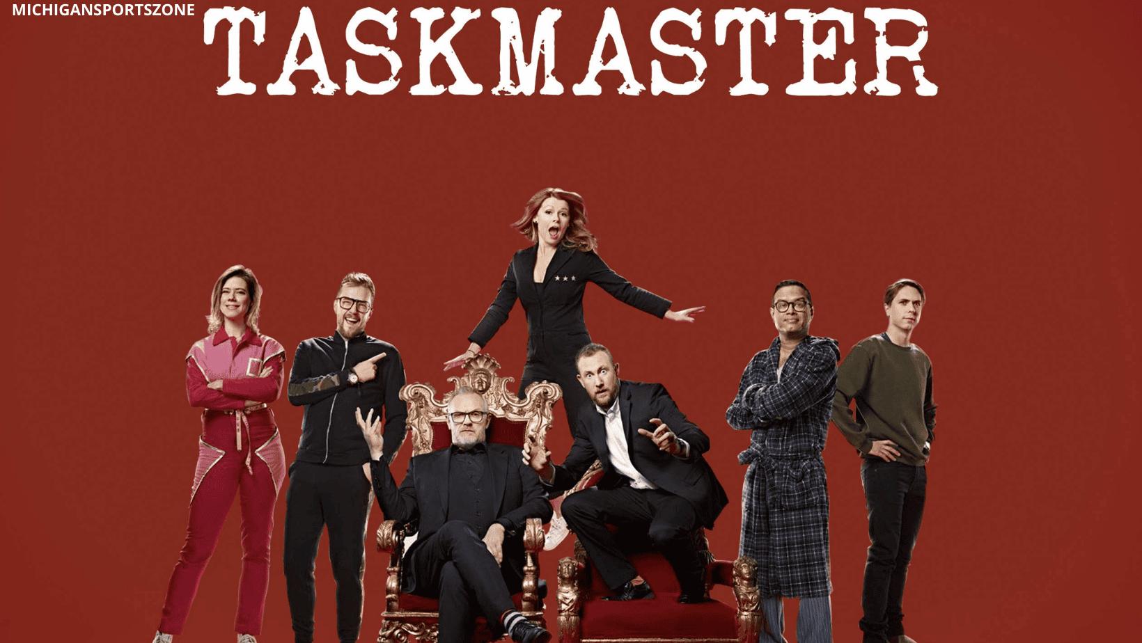 taskmaster series
